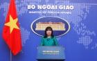Việt Nam phản đối và bác bỏ lệnh cấm đánh bắt cá của TQ ở Biển Đông