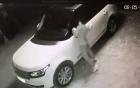 Trộm bẻ gương Range Rover chỉ trong vài giây