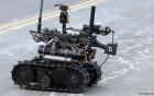 Cận cảnh xe tăng robot phun 9.500 lít nước/phút