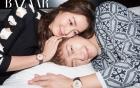 Kim Tae Hee khoe mang bầu 4 tháng sau khi chồng tậu biệt thự trăm tỷ