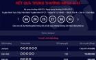 Khách trúng giải Jackpot hơn 112 tỷ đồng vẫn chưa lộ diện