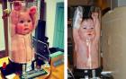Em bé bị nhét vào bình thủy tinh, nhưng bác sĩ nói vì để tốt cho chúng khiến nhiều người bất ngờ