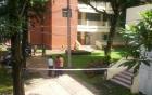 Phát hiện nam sinh tử vong trong trường đại học ở TPHCM