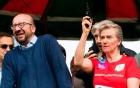 Công chúa Bỉ nổ súng hiệu lệnh, thủ tướng suýt hỏng thính lực