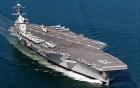 Hải quân Mỹ nhận bàn giao siêu tàu sân bay đắt nhất lịch sử