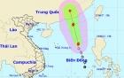 Áp thấp nhiệt đới trên Biển Đông mạnh lên thành bão số 1