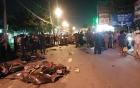 4 ôtô và gần chục xe máy đâm liên hoàn ở Sài Gòn, ít nhất 2 người chết