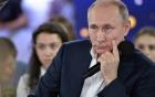 Tổng thống Putin tiết lộ