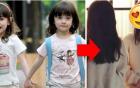 Hai chị em sinh đôi Mỹ lai Hàn đẹp nhất thế giới, không ngờ sau khi lớn lên chúng thay đổi như vậy