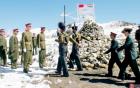Binh sĩ Trung - Ấn lại tiếp tục đụng độ tại biên giới