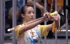 Dương Thúy Vy giành HCV đầu tiên cho Việt Nam tại SEA Games 29