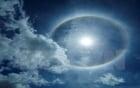 Xuất hiện vòng tròn lạ quanh mặt trời tại Điện Biên