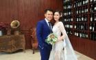 Vân Quang Long lần đầu khoe ảnh cưới với vợ hai kém 10 tuổi