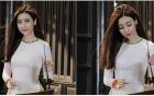 """Đỗ Mỹ Linh mang tiếng đàn bầu """"chinh chiến"""" Miss world 2017"""