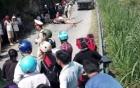Tai nạn thương tâm: 3 mẹ con tử vong dưới bánh xe tải