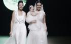 Mẹ con Hồng Quế làm vedette trong đêm mở màn Tuần lễ thời trang Việt Nam 2018