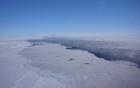 Phát hiện hố sâu khổng lồ bí ẩn ở Nam Cực