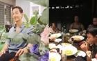 Mẹ Hồ Ngọc Hà khoe ảnh Kim Lý ăn uống cùng gia đình vào cuối tuần