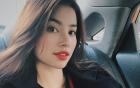 Hoa hậu Phạm Hương khoe nhẫn kim cương khủng