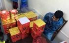 Quảng Ninh: Bắt giữ người đàn ông vận chuyển gần 30kg pháo nổ
