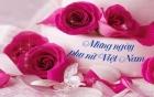 Ngày Phụ nữ Việt Nam 20/10: Lời chúc hay và ý nghĩa nhất