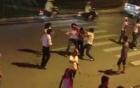 Nhóm côn đồ chém gục thanh niên trước nhà cha vợ