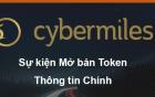 Sự kiện CyberMiles chính thức phát hành Token