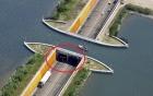 Cận cảnh cây cầu nước phá vỡ mọi quy luật vật lý khiến nhiều người