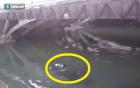 Nhảy sông tự tử nhưng nhờ thứ này trên cơ thể, người phụ nữ không bị chìm xuống nước