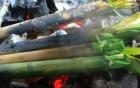 Cá nướng ống tre: Món ăn hoang dã đậm đà hương vị thiên nhiên