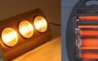 Rét đậm thì nhớ dùng đèn sưởi đúng cách nếu không muốn ngột ngạt hoặc bỏng da