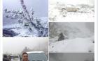 Thực hư thông tin tuyết rơi phủ trắng vùng núi cao Nghệ An