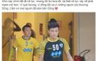 Thủ thành Tiến Dũng xin lỗi vì sai lầm khiến FLC Thanh Hóa thua trận