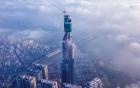 Toàn cảnh tòa tháp 81 tầng cao nhất Việt Nam của Vingroup