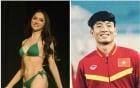 Bùi Tiến Dũng gửi lời nhắn nhủ tới Hương Giang Idol trước đêm chung kết Hoa hậu