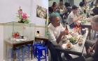 Câu chuyện chiếc bàn ăn ông Obama từng ngồi lồng khung kính lên báo nước ngoài, cộng đồng mạng bàn tán xôn xao