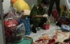 Người phụ nữ chết bất thường trong nhà vệ sinh, thi thể đang phân hủy biến dạng