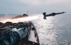 Nóng: Hạm đội tàu chiến Nga tập trận sát sườn Syria