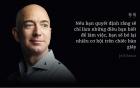 Ông chủ của Amazon tiết lộ điều sẽ khiến bạn phải tiếc nuối ở độ tuổi 80