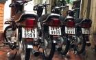 """Dàn xe Honda Dream biển tứ quý """"khủng, độc, đắt nhất"""" Việt Nam"""