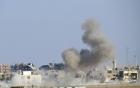 Mỹ mở đợt tấn công mới vào Syria
