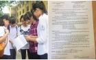 Sở GD-ĐT Hà Nội thừa nhận đề thi Ngữ văn lớp 10 rò rỉ trên mạng trong khi thí sinh đang làm bài