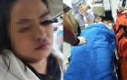 Trang điểm khi đang ngồi trên ô tô, cô gái bị bút kẻ mắt đâm xuyên mắt