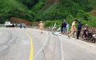 Xe khách lao xuống vực tại đèo Lò Xo, 21 người thương vong