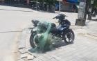 Vụ dùng lưới bắt xe vi phạm: CSGT Thanh Hóa lên tiếng