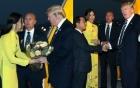 Cô gái tặng hoa Tổng thống Trump bất ngờ thi Hoa hậu Việt Nam, nổi bật nhất dàn thí sinh