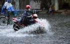 Miền Bắc mưa to 4 ngày liền, nguy cơ ngập