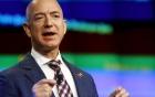 Ông chủ Amazon trở thành người giàu nhất hành tinh