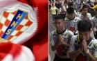 Món quà bất ngờ cầu thủ nhí Thái Lan nhận được từ Liên đoàn bóng đá Croatia
