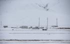 24h qua ảnh: Thành phố Trung Quốc đón mưa tuyết bất thường giữa mùa hè